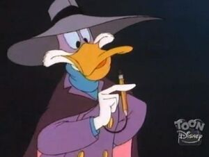 A Duck by Any Other Name - pencil microphone