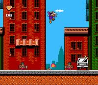 Darkwing Duck (NES) - Stadt