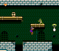 Darkwing Duck (NES) - Kanalisation