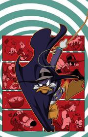 Darkwing Duck JoeBooks 1 textless cover