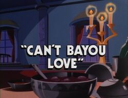 Title-CantBayouLove