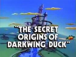 Secret origins of DD