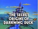 The Secret Origins of Darkwing Duck