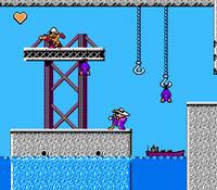 Darkwing Duck (NES) - Kai