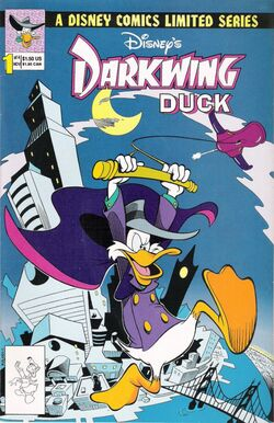 Darkwing Duck mini-series issue 1