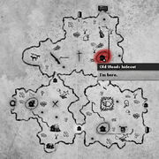 Player Map (Chapter 1)