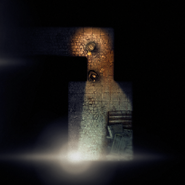 The Cellar - blocked entrance