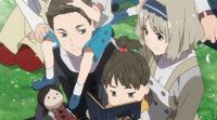 Mitsuru and Kokoro Family