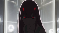 Zero Two enraged