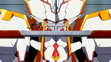 Zero Two hijacking the Strelizia