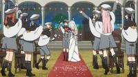 Mitsuru and Kokoro's wedding