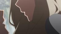 Kokoro makes a move on Mitsuru