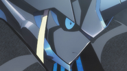 Black and Blue Klaxosaur Strelizia