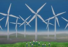 New windmill farm