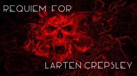 Requiem for Larten Crepsley - Cirque du Freak (original music)