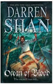 Darren Shan book