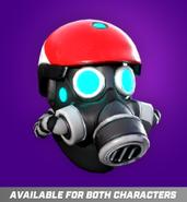 Unintelligible Gas Man