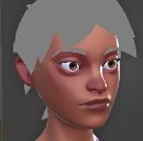 Darwin Project -head female 2