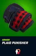 Darwin Project - Armor - Plaid Punisher - female