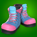 Cotton Candy Female Boots