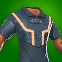 Blazer Male Shirt
