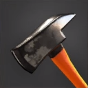 Metal Needs Name Axe