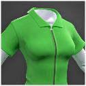 Darwin Project - green jumpsuit