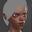 Darwin Project -head female 8
