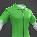 Darwin Project - Green Jumpsuit shirt male
