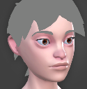 Darwin Project -head female 3