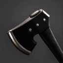 Black Needs Name Axe