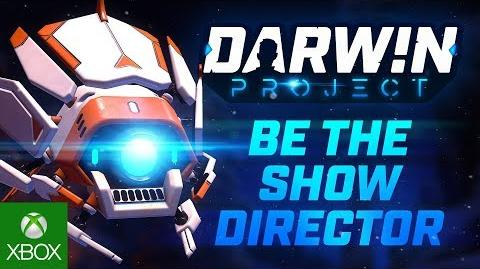 """Darwin Project """"Be the Director"""" trailer"""