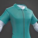 Darwin Project - Blue Jumpsuit shirt male