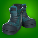 Laser Tag Empolyee Female Boots