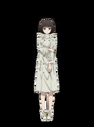 Kashiwagi Rein Anime Design