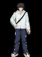 Sudou Kaname Anime Design