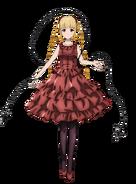 Karino Shuka Anime Design