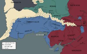 Gondor politisch 3021