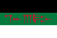 Flagge des Malikat (Variante mit Ugart-Keilschrift)