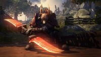 Fable Anniversary Wardog