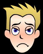 Colin sod sad