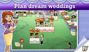KindleFire WeddingDash Screenshot1