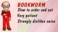 Bookworm cd