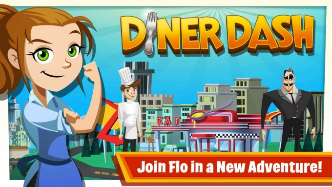 Diner Dash 2: Restaurant Rescue™ - Free Downloadable Games ...