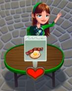 Rosie Order Diner DASH Town