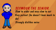 Seymour cd3