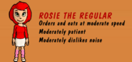 Rosie CD3 Info