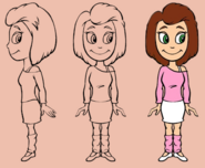 CD3 Concept Art Rosie