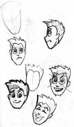 Colin boom sketches