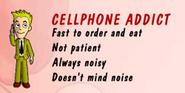 Cellphone addict cd